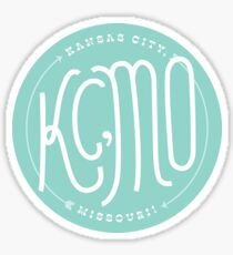 Kansas City Series: Mint Sticker