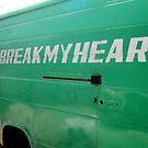Don't Break My Heart by Keiron Allen