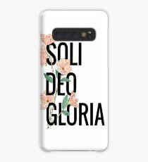 Soli Deo Gloria  Case/Skin for Samsung Galaxy