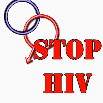 Stop HIV by nilantha77