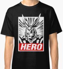Boku No Hero Academia - Alle Macht Classic T-Shirt
