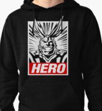 Boku No Hero Academia - All Might Pullover Hoodie