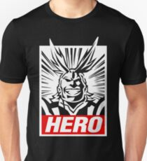 Boku No Hero Academia - All Might Unisex T-Shirt