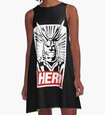 Boku No Hero Academia - All Might A-Line Dress