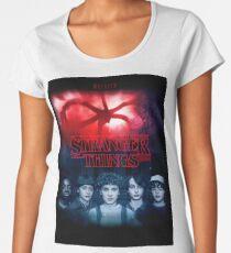 Stranger things season 2 Women's Premium T-Shirt