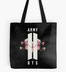 BTS&ARMY: Beyond The Scene (Night Version) Tote Bag