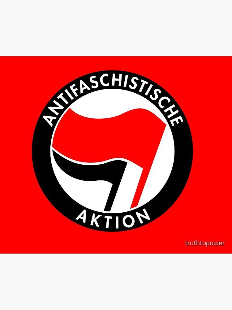 Antifaschistische Aktion by truthtopower
