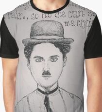 (Charlie Chaplin - Comic) - yks by ofs珊 Graphic T-Shirt