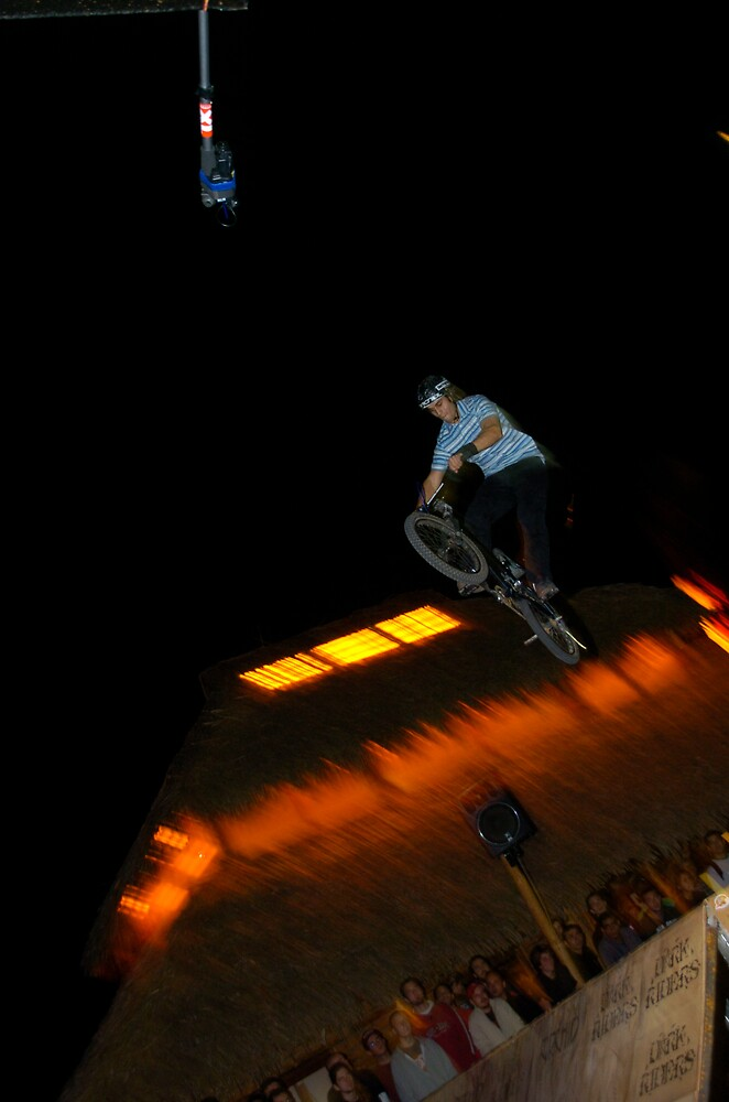 BMX: Thrills on Wheels by fotochaos