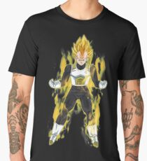Dragon Ball Super - Vegeta Super Saiyan Men's Premium T-Shirt