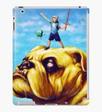 Adventure Realistic iPad Case/Skin
