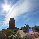 Arches National Park by PaintnpartyMT