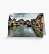 Strasbourg III Greeting Card