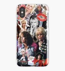 Sweetie Darling Patsy Stone Collage iPhone Case/Skin