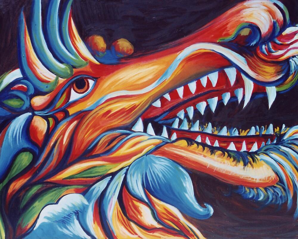 Dragons Glory by Jill Mattson