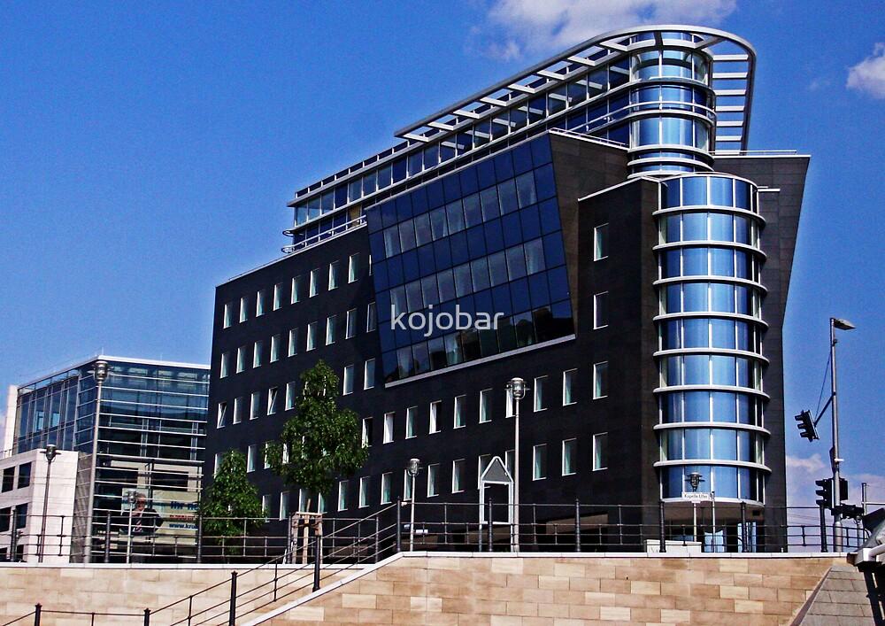 Flat Iron Building,  BERLIN, GERMANY by kojobar