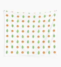 A Real Bumper Crop (white) Wall Tapestry