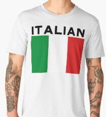 Italian Men's Premium T-Shirt