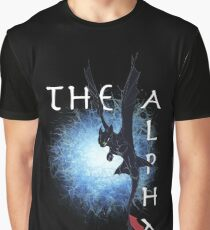 How To Train Your Dragon - Toothless Graphic T-Shirt