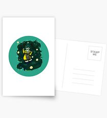 Sommerzeit Postkarten