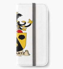 Schwartz iPhone Wallet/Case/Skin