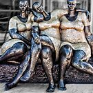 Sister Friends in Harlem by Lawrence Henderson