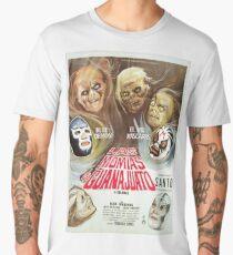 LAS MOMIAS DE GUANAJUATO POSTER Men's Premium T-Shirt