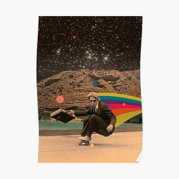 Le skate pour la vie Poster