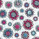 Weird and Wonderful (Flowers) by karapeters