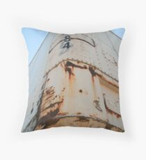 Numerical Perspective Throw Pillow