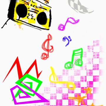 Music is Life! by branmattic