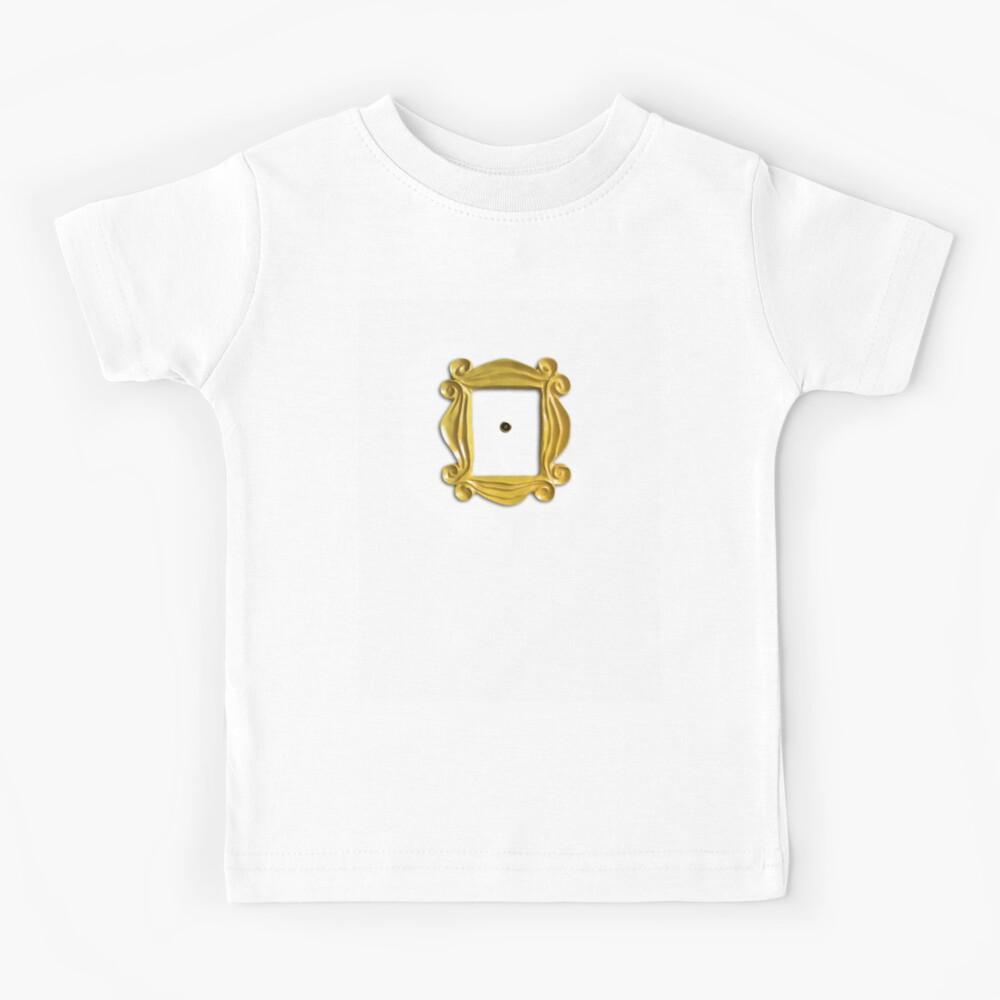 Ich werde für dich da sein Kinder T-Shirt
