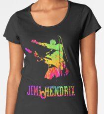JIMI HENDRIX Women's Premium T-Shirt