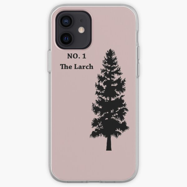 No. 1 - The Larch iPhone Soft Case