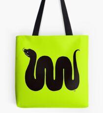 Black Snake Tote Bag
