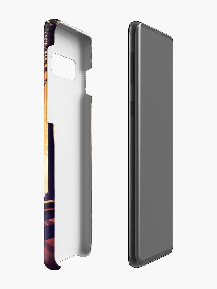 Alternate view of Sunrise Case & Skin for Samsung Galaxy