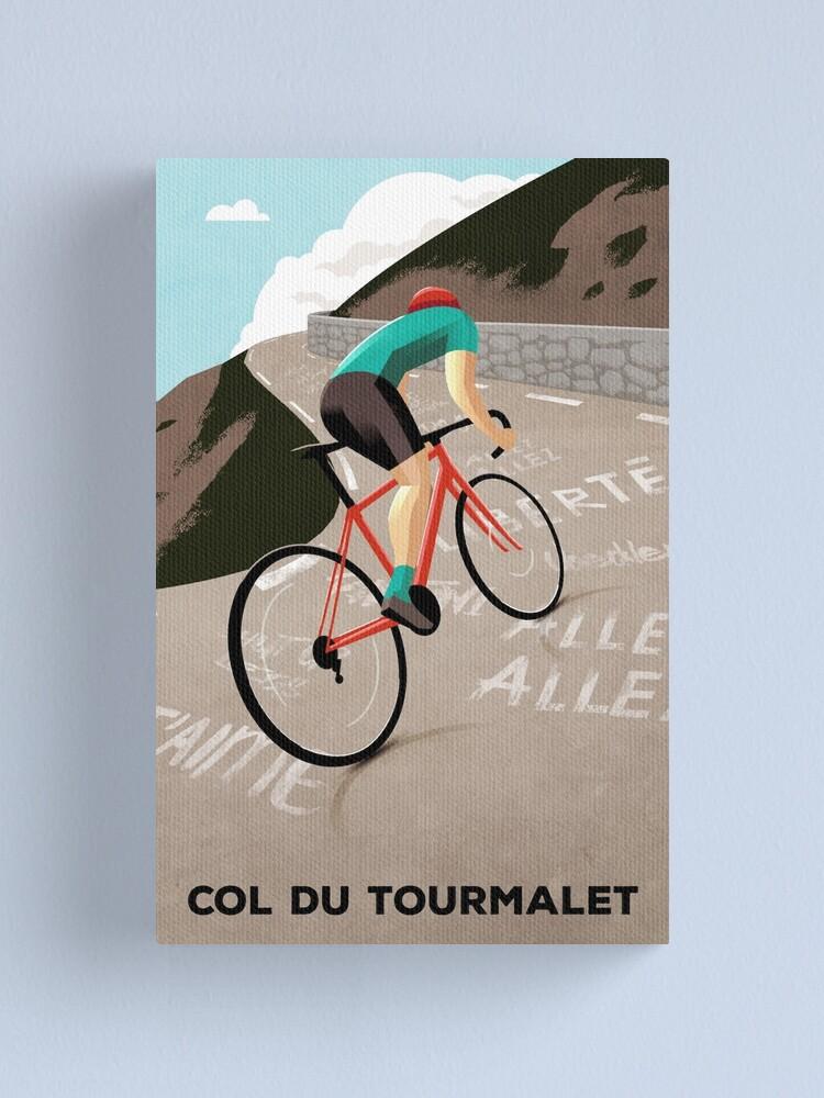 Alternate view of Col Du Tourmalet Canvas Print