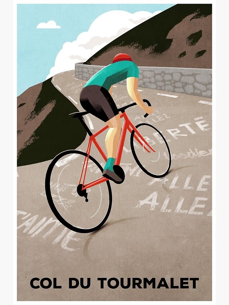 Col Du Tourmalet by superchezbro