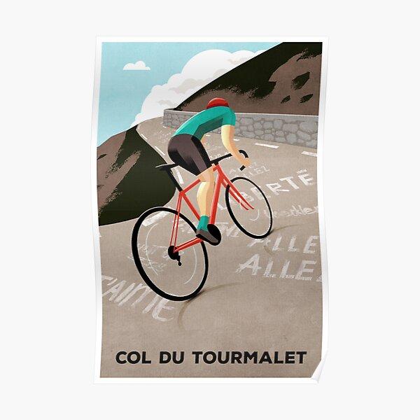 Col Du Tourmalet Poster