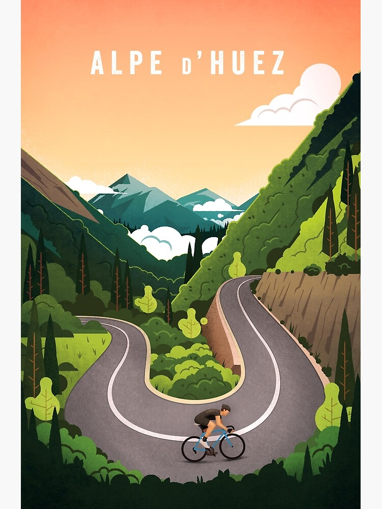Alpe d'Huez by superchezbro
