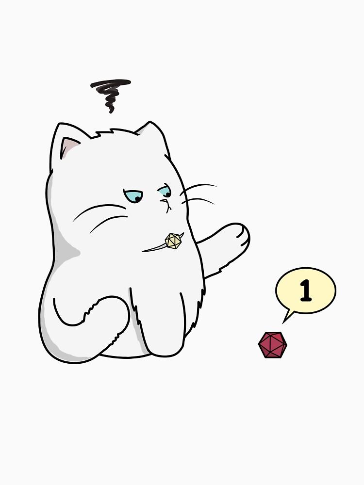 Gaming Cat (Crit sucede) de AHundredAtlas