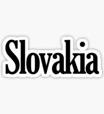 Slovakia Sticker