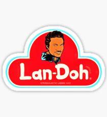 Doh Logo Sticker