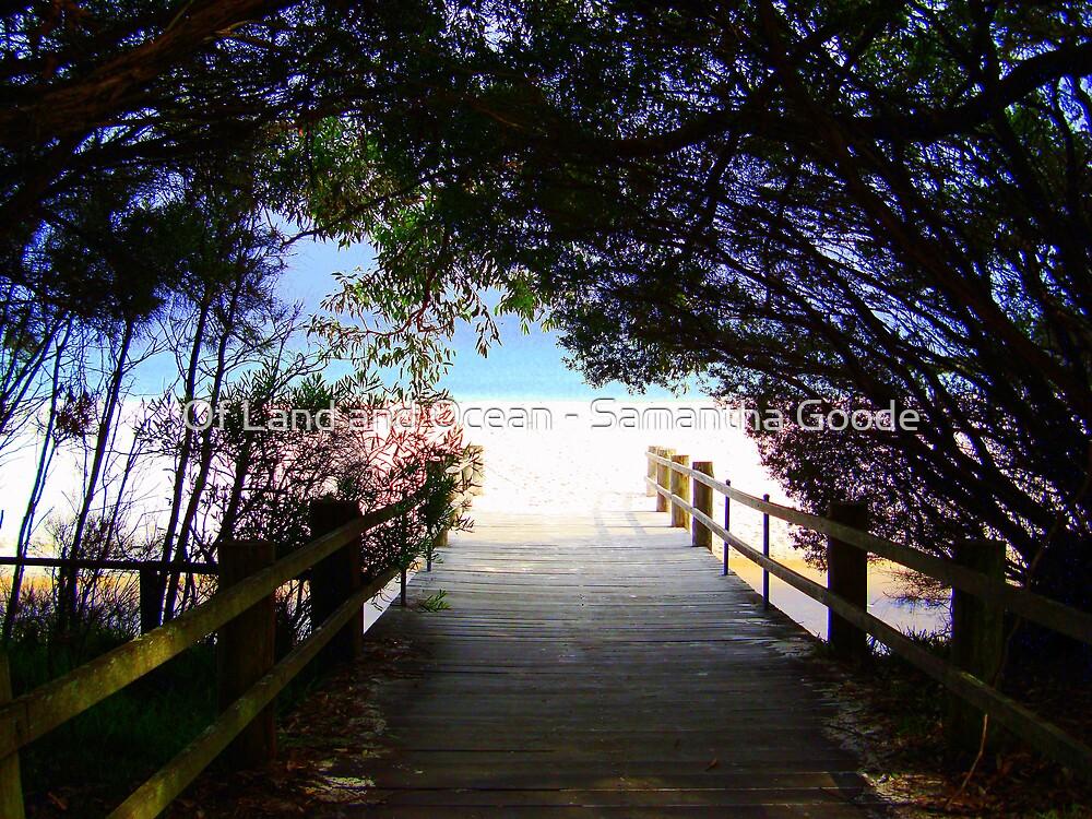Bridge to paradise by Of Land & Ocean - Samantha Goode