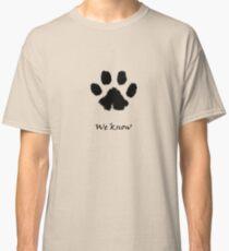 Innocence Lost Classic T-Shirt