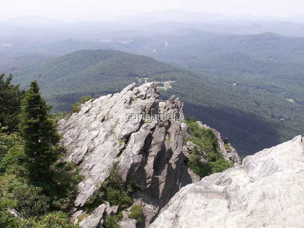 Grandfather mountain by sunshine0