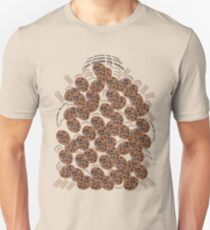 I Love Chocolate Chip Cookies T-Shirt