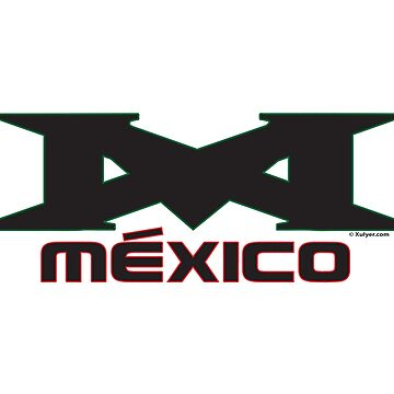 Mexico MX  by xulyer