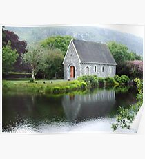 Gougane Barra Reflections Poster