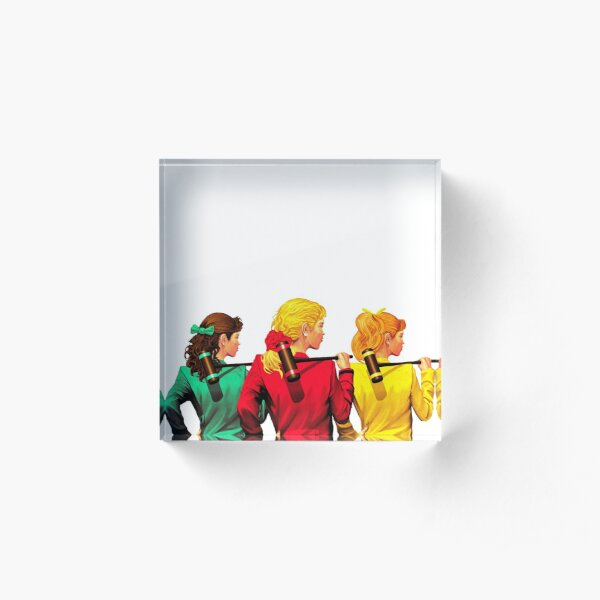 Heathers Acrylic Block